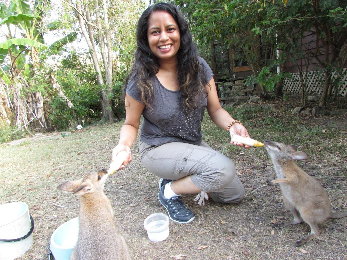 Taking Refuge in Australia's Kindness
