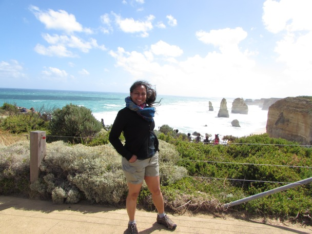Author at 12 Apostles, Great Ocean Road, Victoria,  Australia 2014