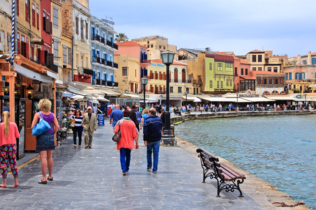 Chania-Greece
