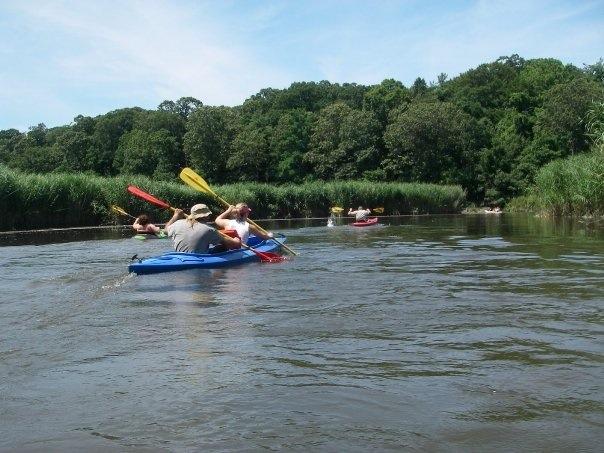 Kayaking- others