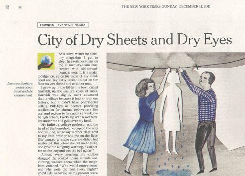 NYT Essay