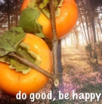 do good, be happy