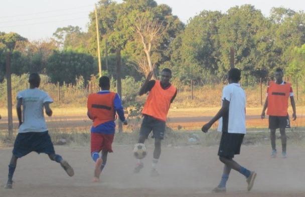 Photo courtesy of Nomad Sports Academy