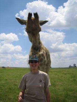 JS with giraffe