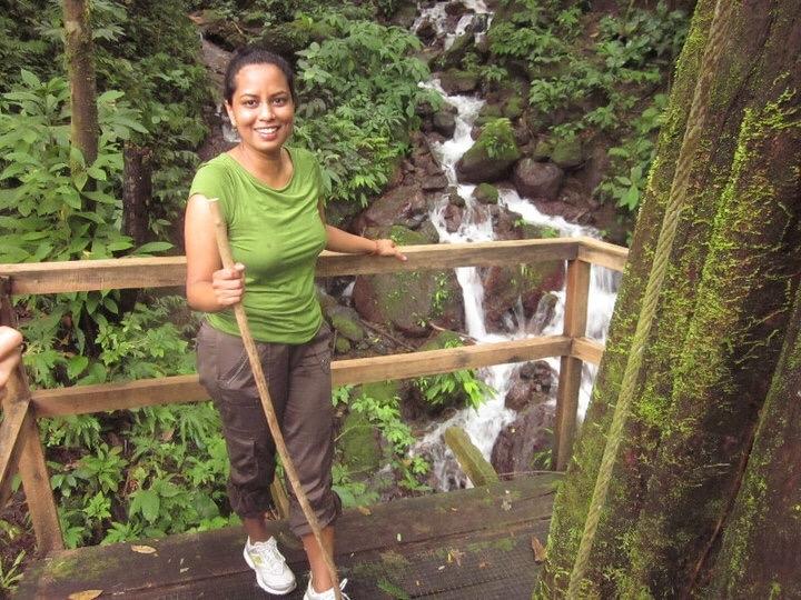 Rainmaker Waterfall