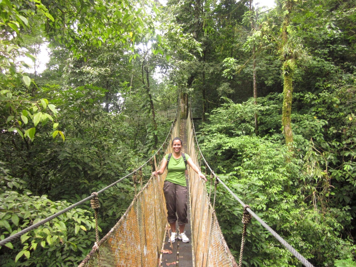 Costa Rican Rainforest Getaway: Manuel Antonio and Rainmaker Reserve