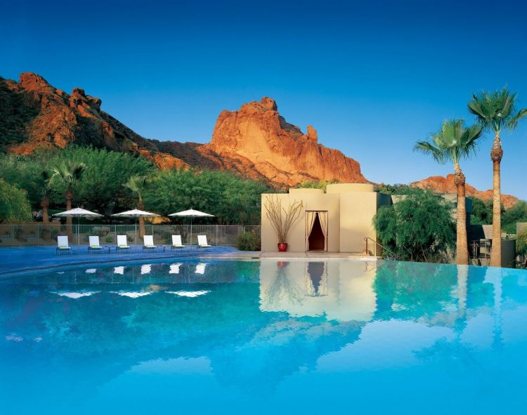 Sanctuary on Camelback Resort