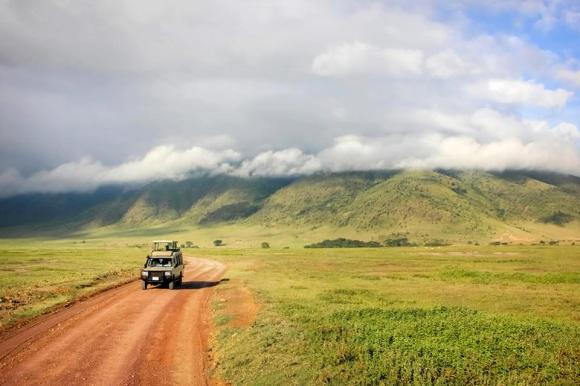 Camping in Ngorongoro Crater (Quoted in Forbes)